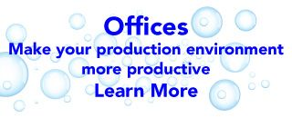 Offices | Make your production environment more productive - Learn More